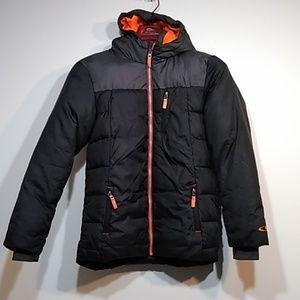 Champion puffer jacket, kids 12-14
